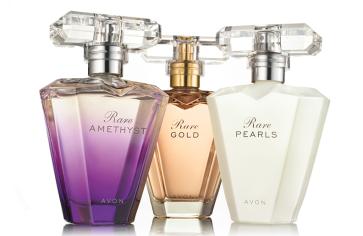 Image result for avon rare fragrance
