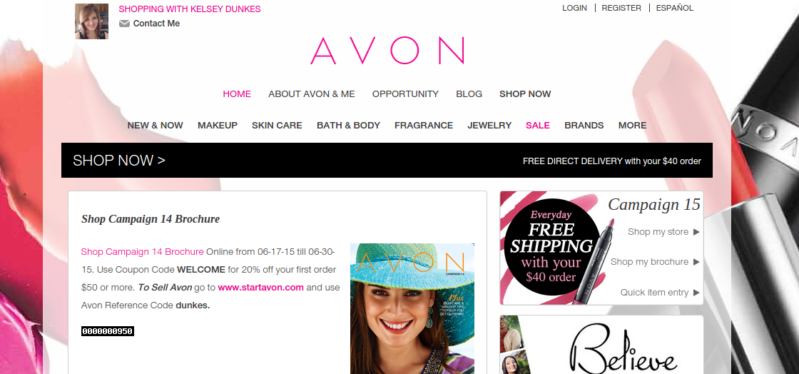 5 Ways to Grow you Avon Business this Campaign