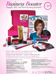 Selling Avon Products From Home