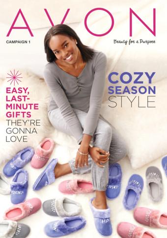 Avon Brochure 2016 Online